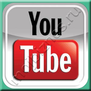 Кнопка подписки на видеоканал youtube